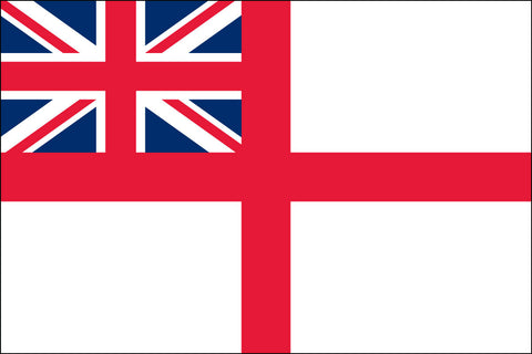 British Navy Flag