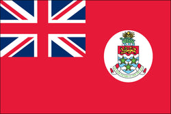 Cayman Islands (Red) Flag