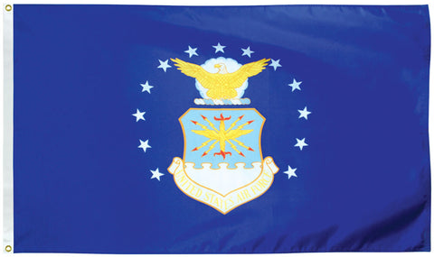 Outdoor Air Force Flag