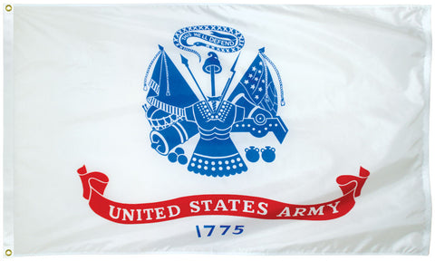 Outdoor Army Flag