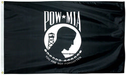 Outdoor POW-MIA (Double Face) Flag