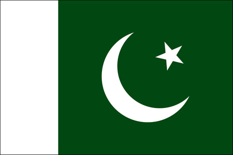 Pakistan (UN) Flag