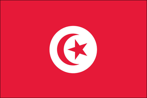 Tunisia (UN) Flag