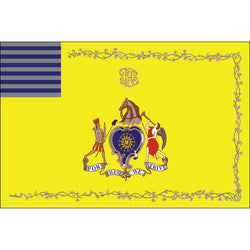 Philadelphia Light Horse Troop Flag