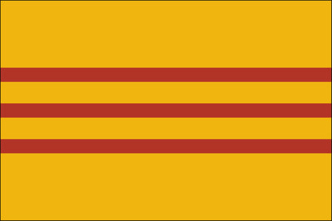 Vietnam (South) Flag