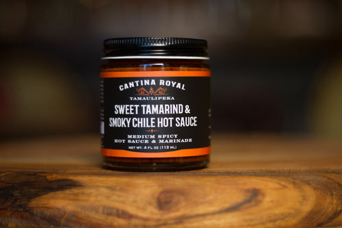 Sweet Tamarind & Smoky Chile Hot Sauce