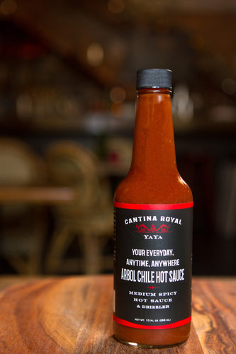 Your Everyday Arbol Chile Hot Sauce