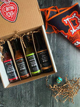 Bring the Heat Hot Sauce 4-Pack