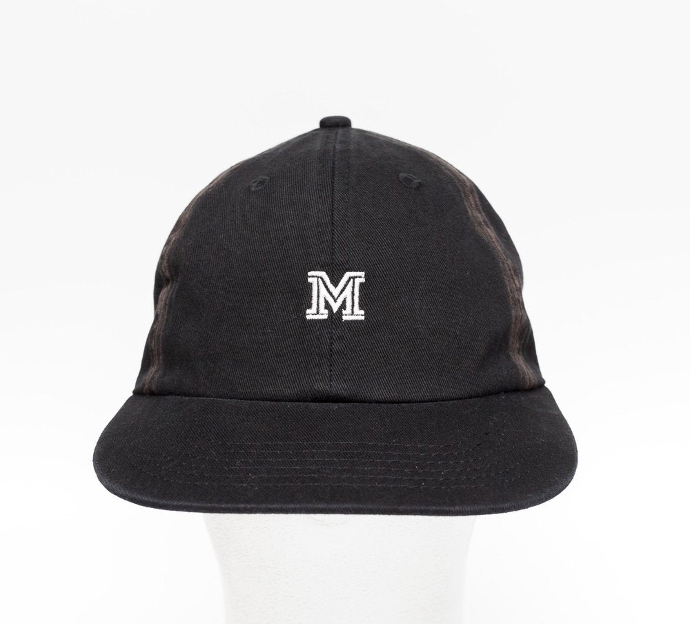 Black | Primo Hat | Elastic Back