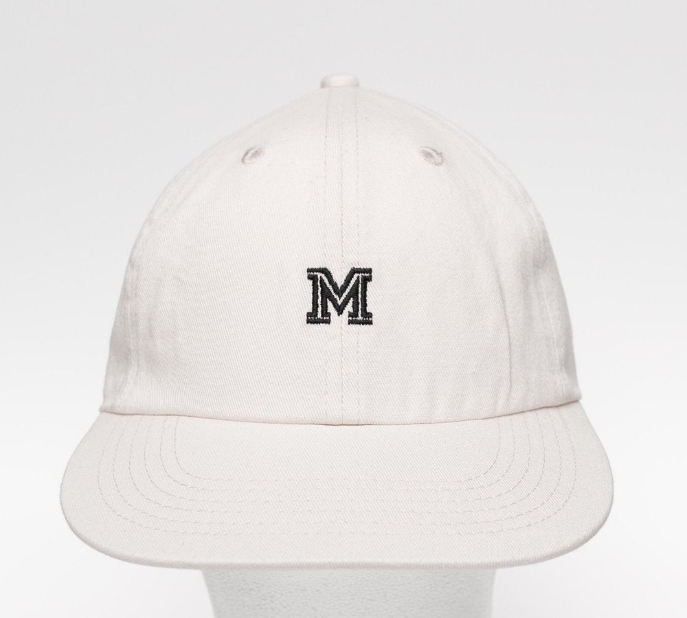 Dazs White | Primo Hat | Elastic Back