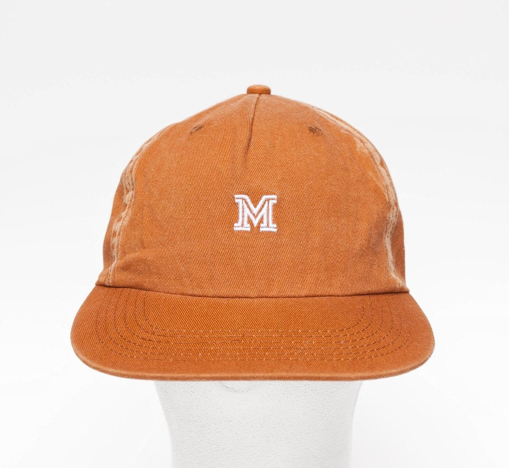 Rust - Primo Hat | Elastic Back