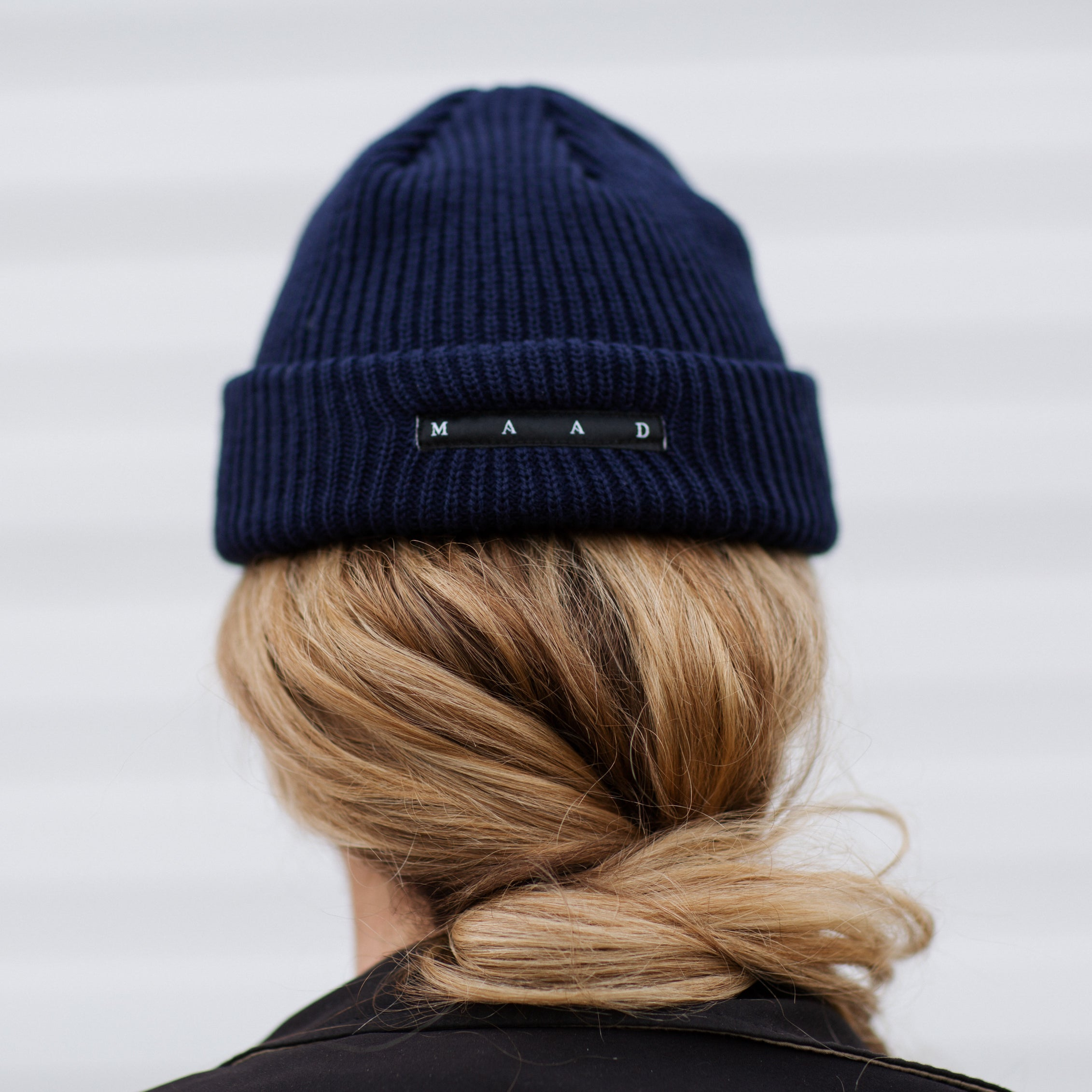 Navy Blue | Sailor Beanie *