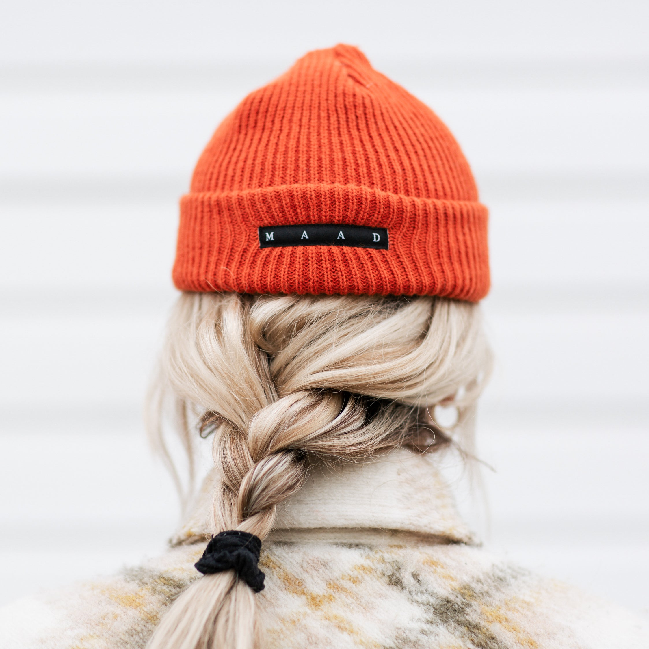 Sunset Orange | Sailor Beanie *