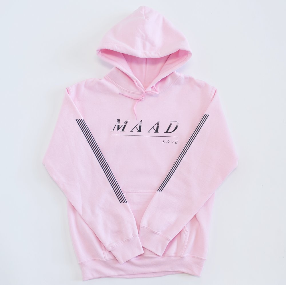 That Pink | VS Maad Love Pullover