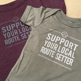 Route Setter Toddler T-Shirt