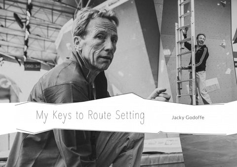 My Keys to Route Setting