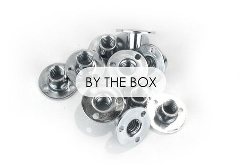 T-nuts: Round Base (Box of 2000)