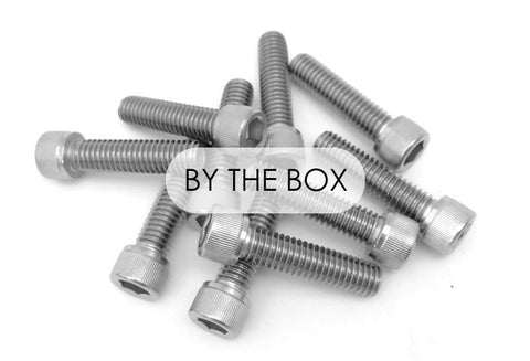 Stainless Steel Socket Cap Bolts (Bulk)
