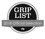 Official Selection of the Climbing Business Journal 2018 Grip List