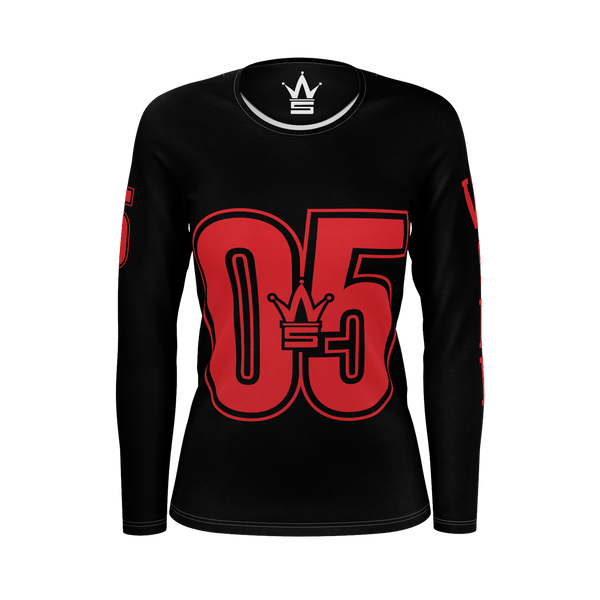 WorldstarHipHop Ladies 05 Longsleeve