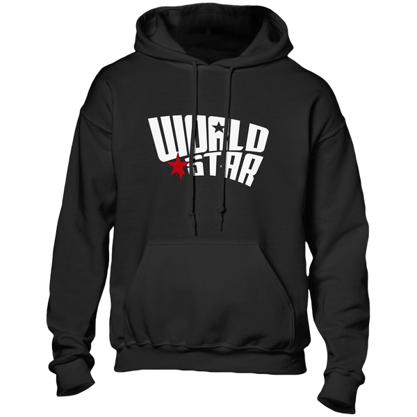 WorldStarHipHop Logo Hooded Sweatshirt