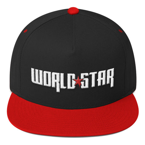 Worldstar Flat Bill Cap