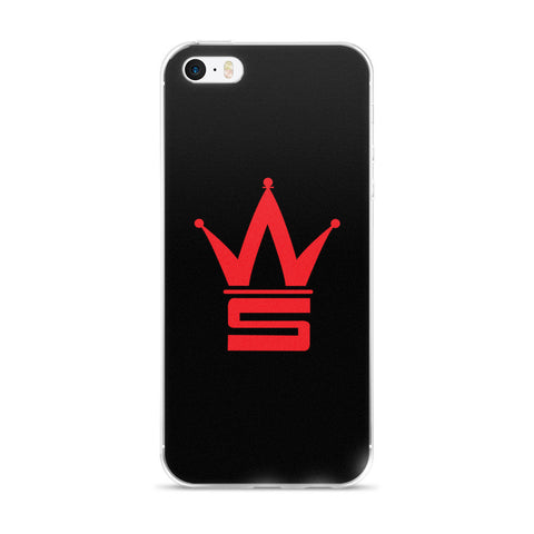 Worldstar Crown Logo - iPhone 5/5s/Se, 6/6s, 6/6s Plus Case