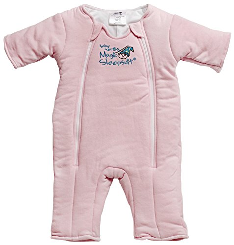 Magic Sleepsuit Cotton - Cream - 3-6 months