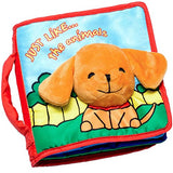Cloth Book Baby Gift for Newborn Babies & Toddlers