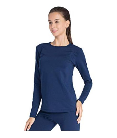 Mancyfit Thermal Underwear for Women Long Johns Set