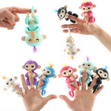 Interactive Monkey Finger Toy