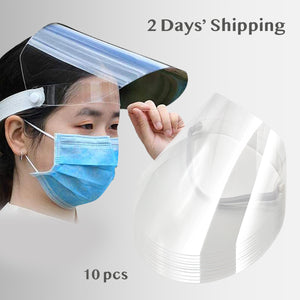 Monster Fight Gear  10 Pack Face Shield