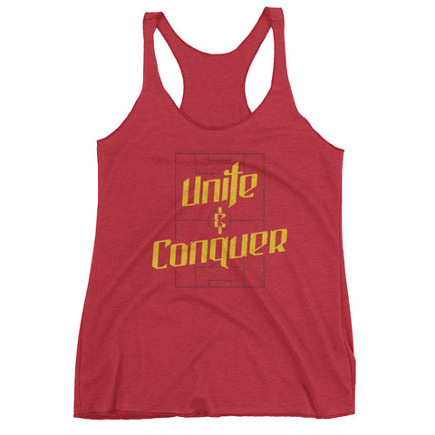 Unite & Conquer - Ladies' tank top