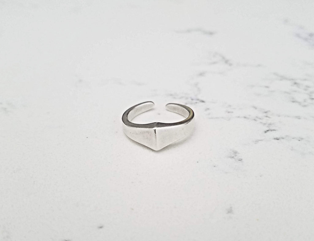 Thick Pyramid Peak Ring