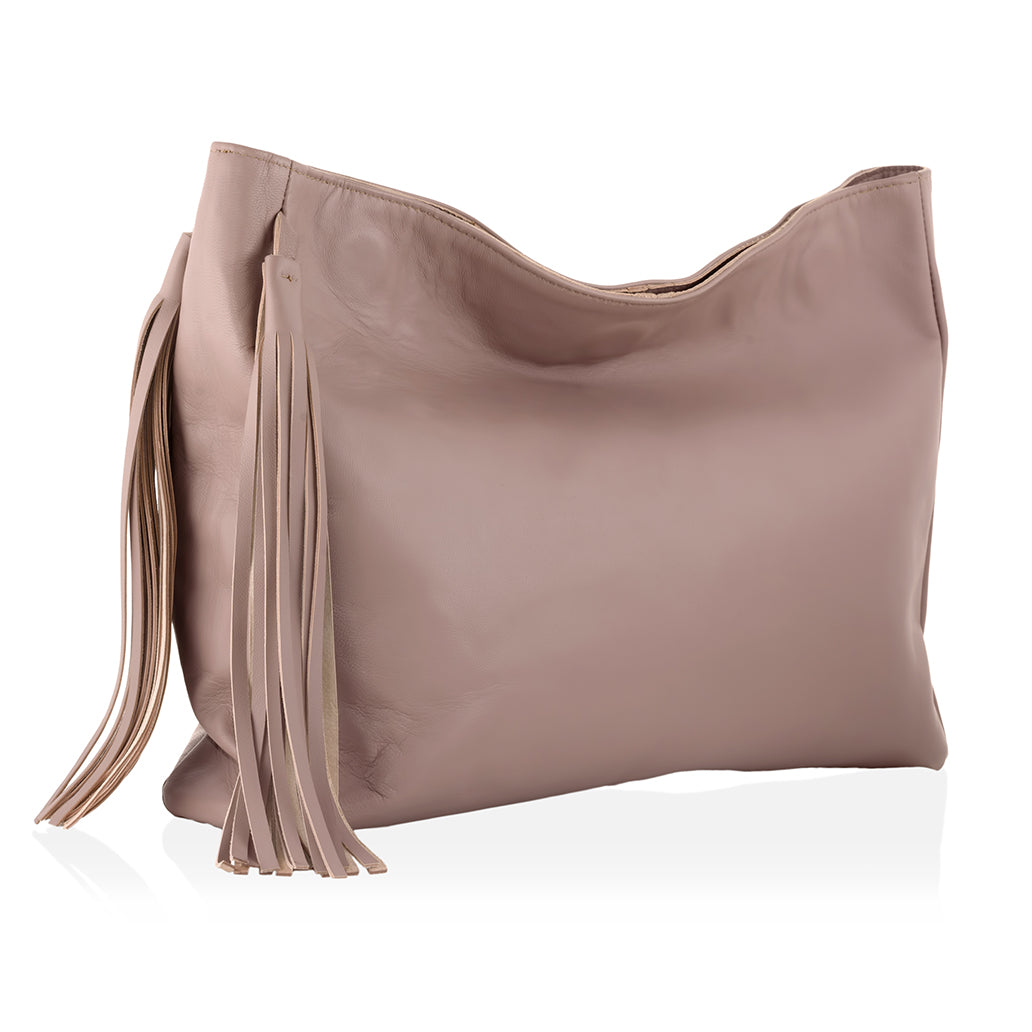 IRIS | Leather Clutch