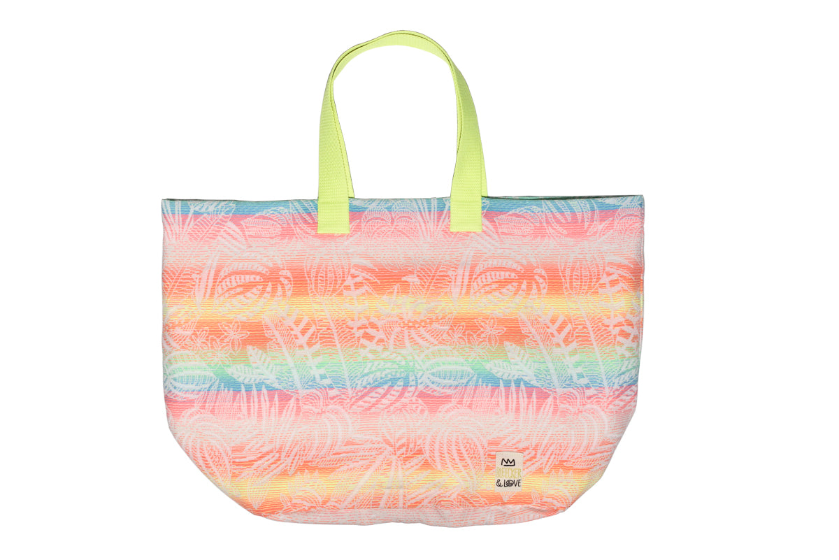 Beach Bag | Rainbow