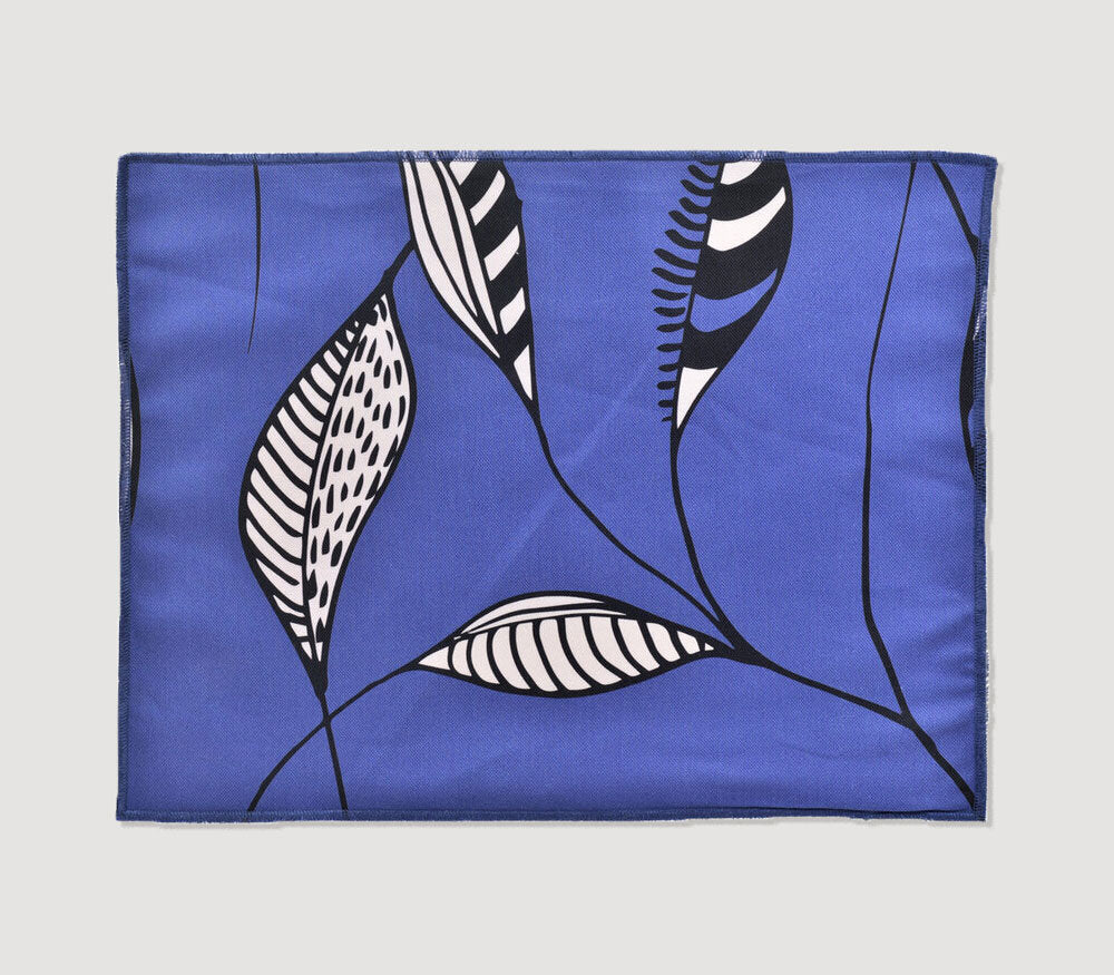 Blue Grain Placemats