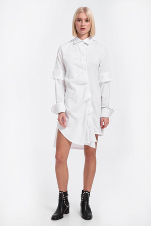 White Dress | Asymmetric