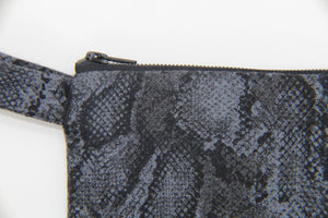 Bleecker Bag | PYTHON GREY