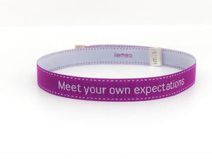 Cemeli X Imisi Bracelet 'Meet Your Own Expectations'