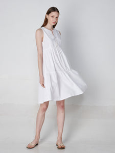 MY Wave Dress | White