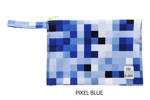 Bleecker Bag | PIXEL BLUE