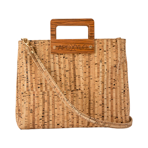 Natural Cork Tote Bag