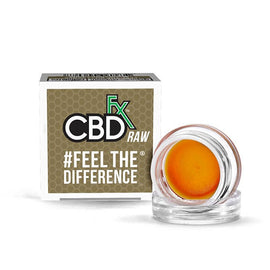 CBD Wax Concentrate Dab - CBDfx