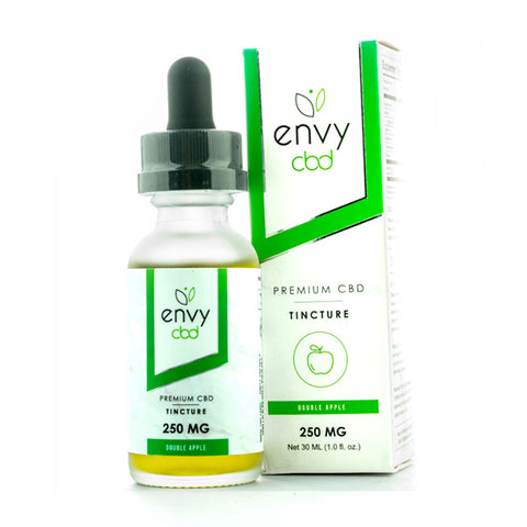 Envy CBD Full-Spectrum CBD Tincture - Double Apple