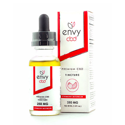 Envy CBD Full-Spectrum CBD Tincture - Strawberry Watermelon