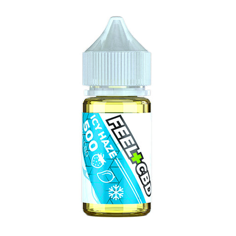Icy Haze CBD Vape Oil - Feel CBD Vape Juice