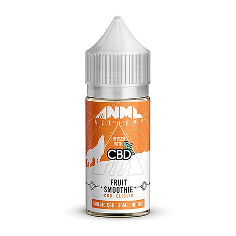 Fruit Smoothie CBD Vape Juice - CBDfx & ANML Alchemy Vape Oil