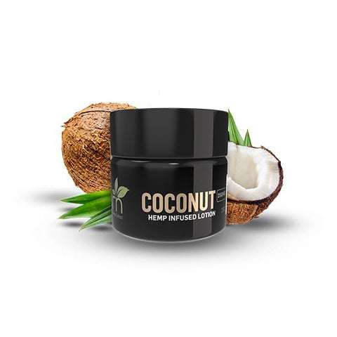 GRN CBD Topical Lotion (Hand & Body) - Coconut