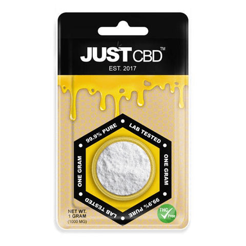 CBD Isolate Powder by JustCBD